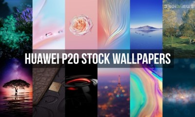 Download Huawei P20 Stock Wallpapers | DroidViews