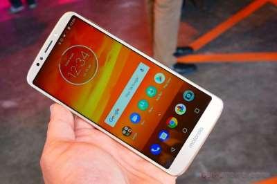 Download Motorola Moto E5, E5 Plus and E5 Play Stock ...