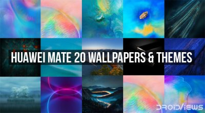 Download Huawei Mate 20 Stock Wallpapers, Live Wallpapers and Themes | DroidViews