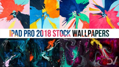 Download iPad Pro 2018 Wallpapers | DroidViews