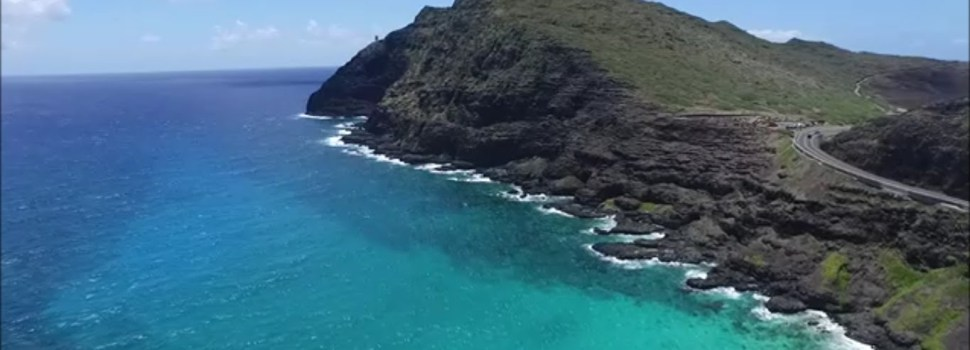 This Mesmorising Drone Footage Of Oahu Will Blow Your Mind