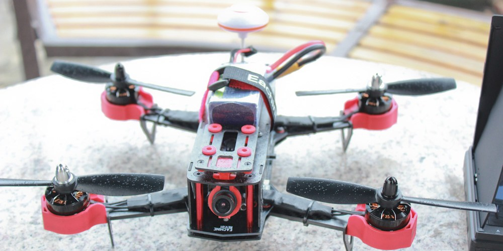 Why The Eachine Falcon 250 Is Better Than the Eachine Racer 250