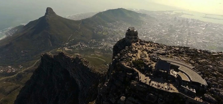 The Most Beautiful City on Earth Caught On A 4K Drone Video