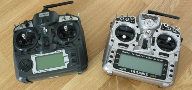 FrSky Taranis vs Turnigy 9x – Which Is Better?