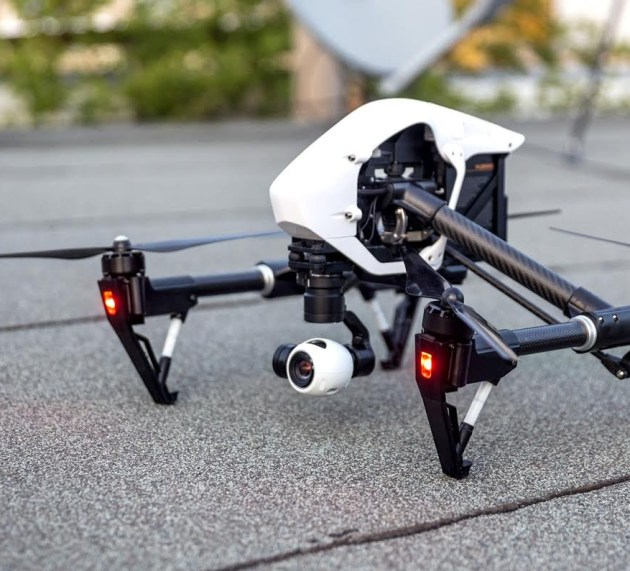 Innovative DJI Inspire 1 Design, Gimbals, Cameras Reviewed