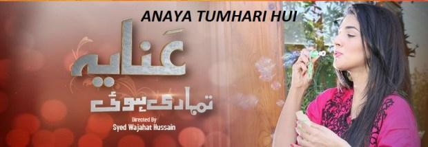 Anaya Tumhari Hui | Geo TV | Story