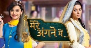 Who Will Win Election in Mere Angne Mein? Shanti Devi or Sarla   Droutinelife   Mere Angne Mein Upcoming Story   Mere Angne Mein Latest News   Mere Angne Mein Spoilers