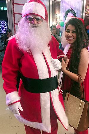 Yeh Hai Mohabbatien Christmas Celebrations | YHM Christmas Celebration| Images | Pics | Photos