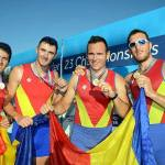Canotorul timișorean Cristian Pîrghie participă la Campionatul European de la Brandenburg