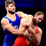 Alin Alexuc a pierdut finala pentru bronz la 98 kg! Parcurs bun pentru luptătorul de la Heracle Timișoara