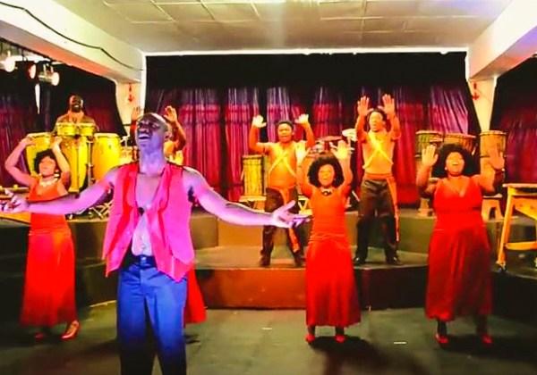 "Gbenga Rapheal Nathaniel's Masterful ""Afreeka"""