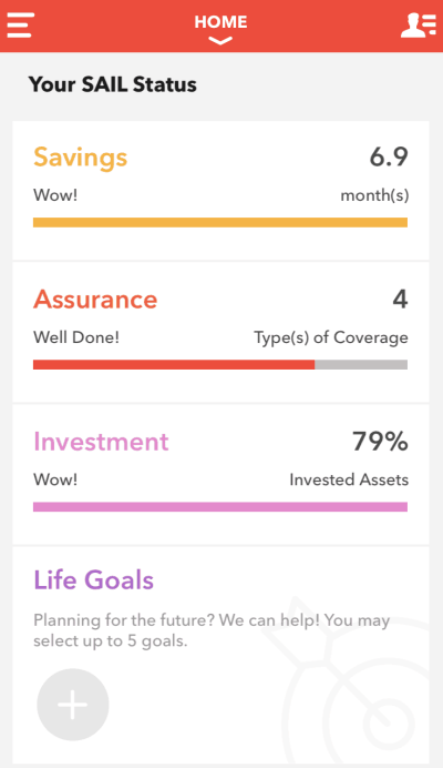 Financial GPS by DBS: How To Avoid Overspending & Achieve Your Life Goals With This Awesome App!