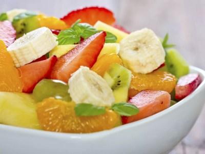 Frosted Orange Ginger Fruit Salad | Recipes | Dr. Weil's Healthy Kitchen