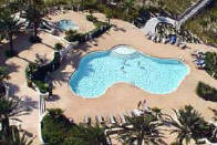 Meridian Condos On Sand Key  In Clearwater Beach FL For Sale Pool