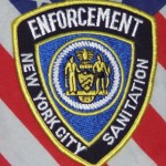NYC Police Sanitation Enforcement a