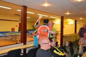 Cees en Ton wonnen het toernooi
