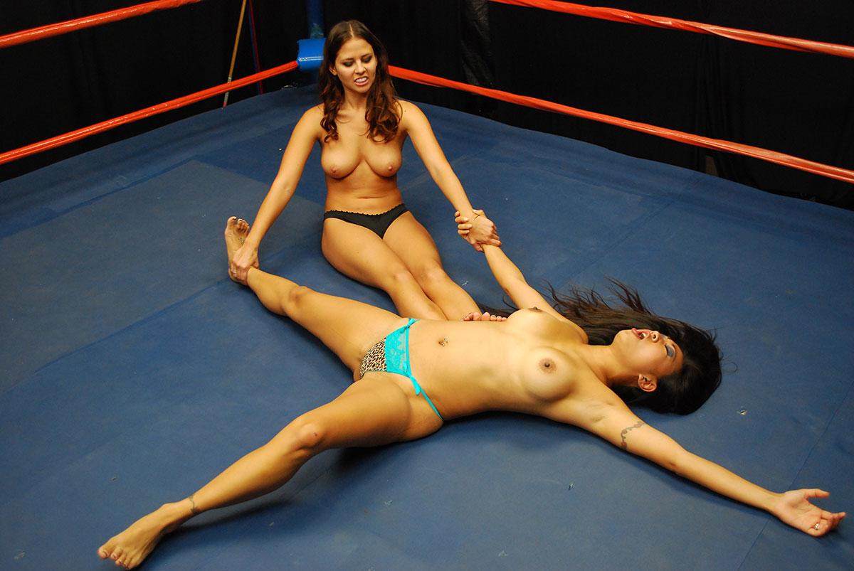 cali logan wrestling