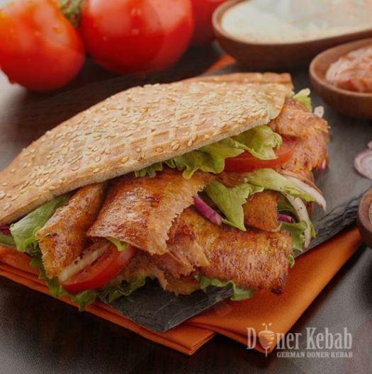 Credit: German Doner Kebab