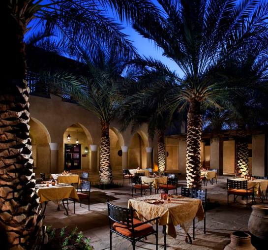 Credit: Bab Al Shams Desert Resort & Spa