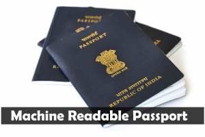 non machine readable passport