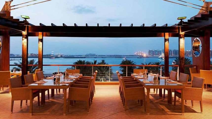 Bussola Italian Restaurant in Dubai