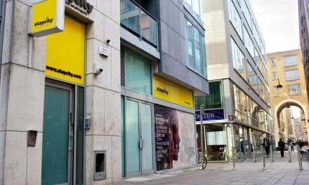 Staycity Serviced Apartments – Millennium Walk