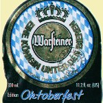 Beer Dude: Warsteiner Oktoberfest