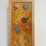 "Teri Greeves ""Anishinabe Wall Cabinet"""