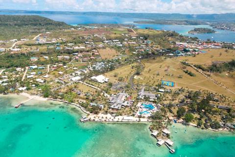 Đất nước Vanuatu.