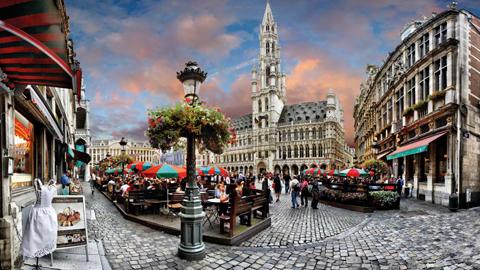 Đất nước Bỉ.