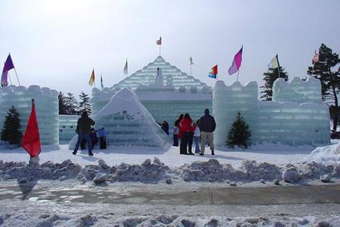 Liên hoan mùa đông hồ Saranac, New York