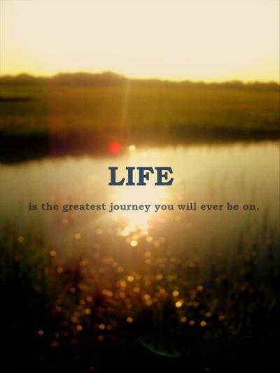 Content With Life Quotes. QuotesGram