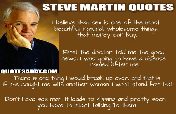 Steve Martin Quotes