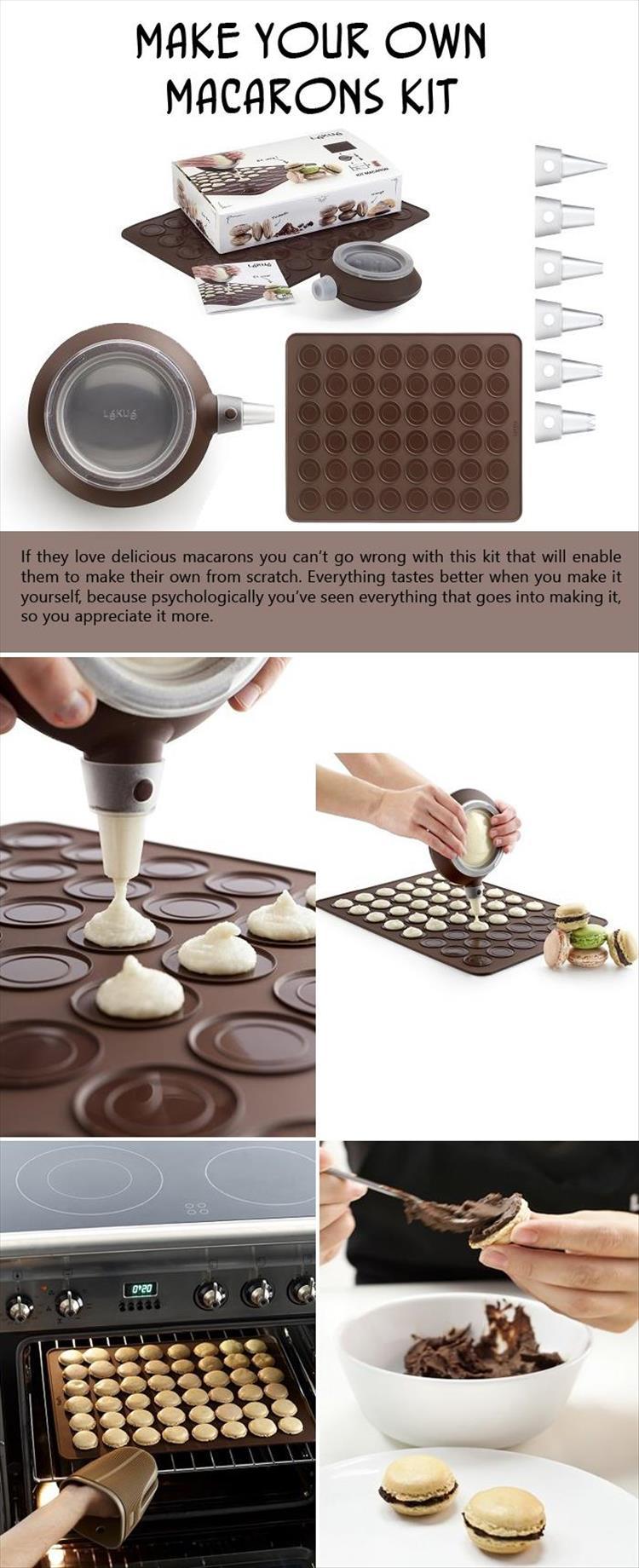 Make Your Own Macarons Kit