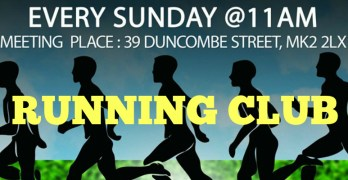 Running Club – Organised By Duncombe Street Community House