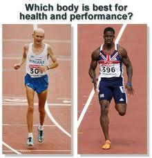 Sprinter versus Marathoner