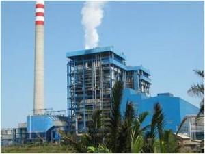 PLTU Cilacap, salah satu pembangkit listrik dalam proyek 10.000 MW Tahap 1.