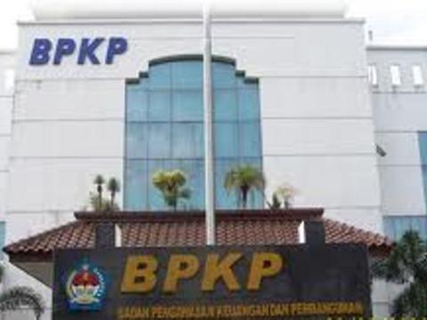 Gedung kantor BPKP di Jl Pemuda, Jakarta.
