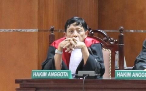 Hakim Slamet Subagyo.