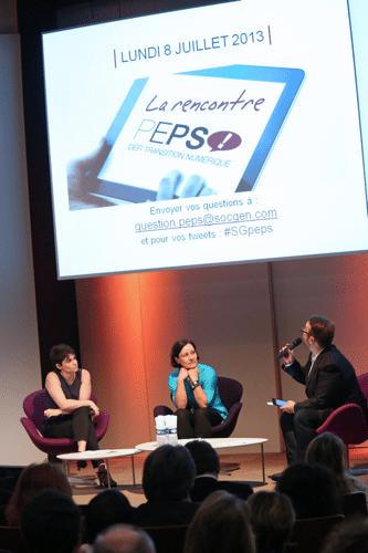 Société Générale boosts its digital transition with employees