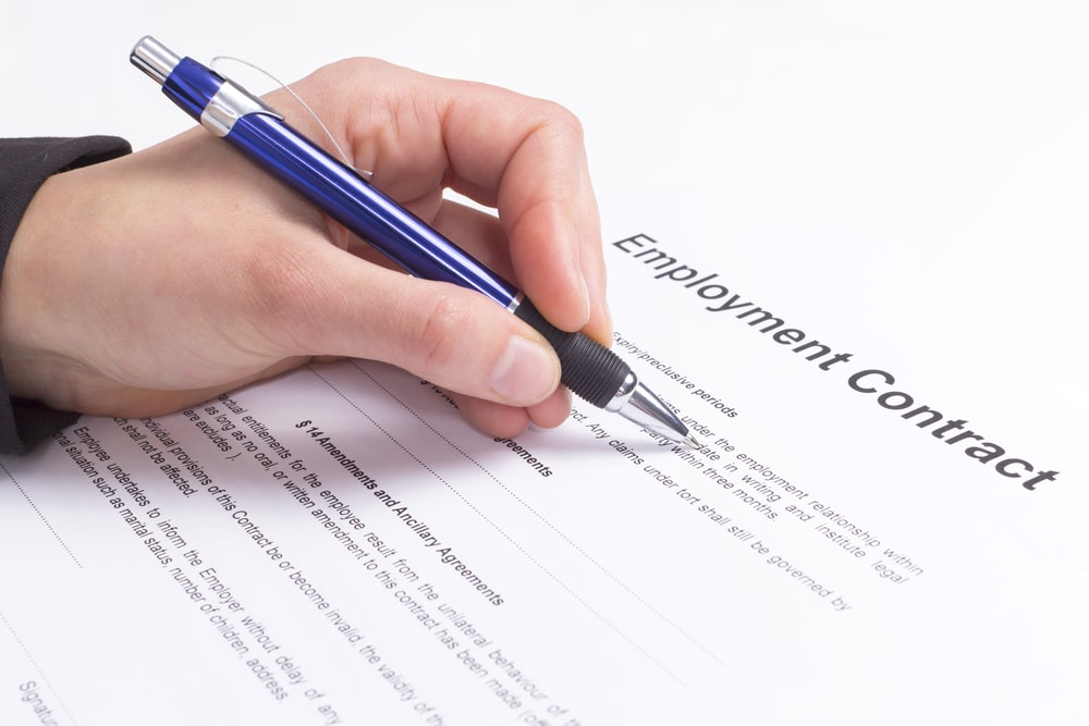 The future of the work contract is Terms of Use