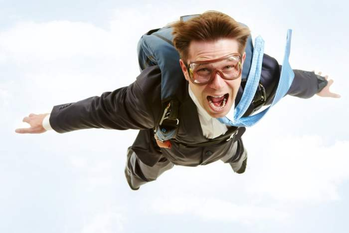 Skydive Fear
