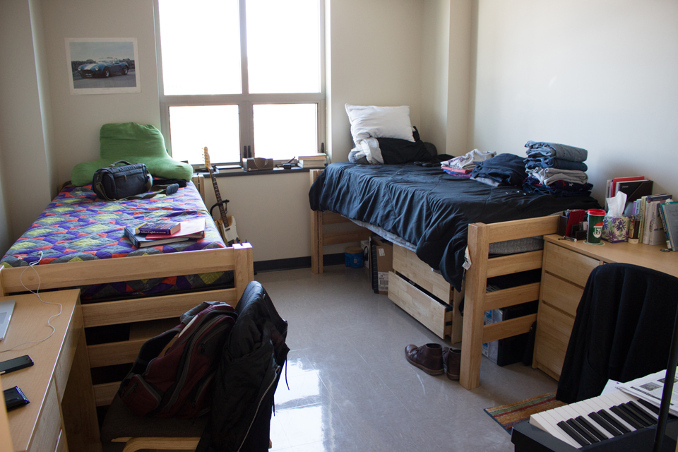 Duquesne University Dorm Rooms