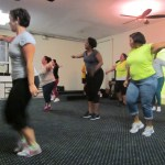 EDCI Zumba classes get Durham parents moving to new rhythms