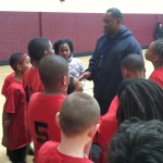 Durham Police Athletic League brings schools together for basketball