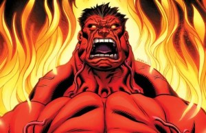 Is Amadeus Cho the Red Hulk?