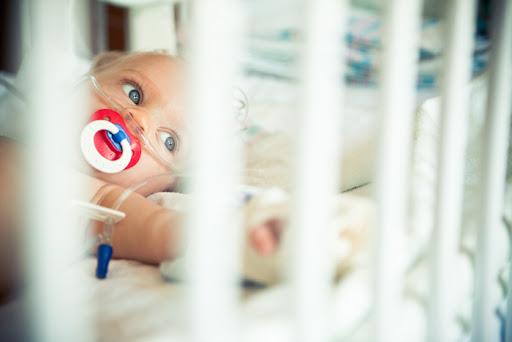 Ethan in the hospital: a story of faith