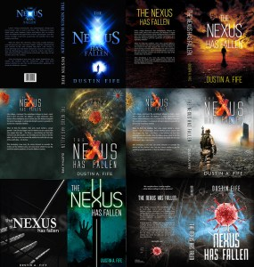 The Nexus Has Fallen Cover Reveal Dustin Fife