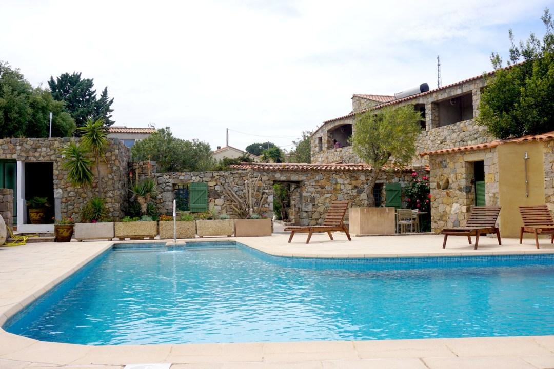 HOTEL ILE ROUSSE CORSE L'HACIENDA BLOG VOYAGE TOURISME