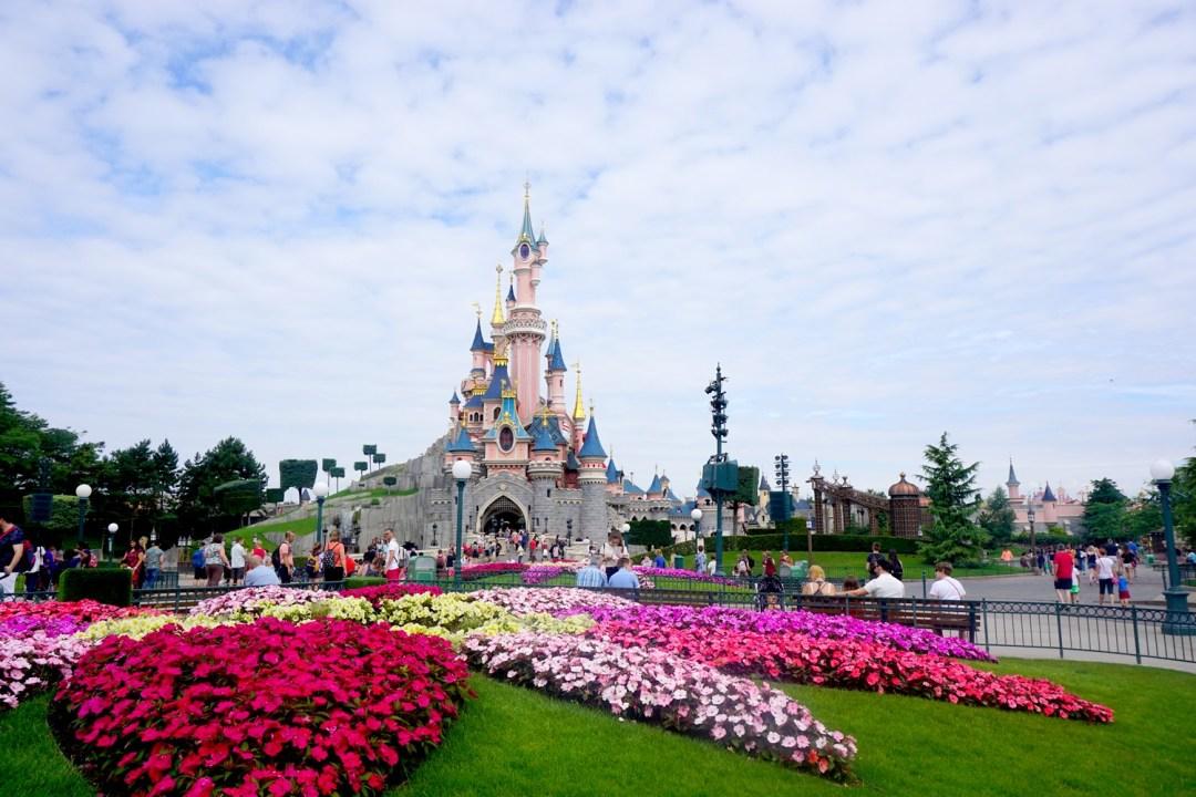 2 jours à disneyland paris parc attraction blog voyage découverte chateau de la belle au bois dormant planning programme